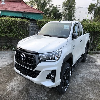 New and Used Hilux Vigo Cars For Sale