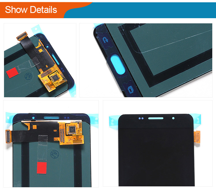 China factory suppliers direct wholesale high quality original replacement lcd touch screen digitizer for samsung A510 A5 2015