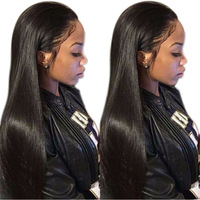 Synthetic Wig Lace Front For Black Women Wigs