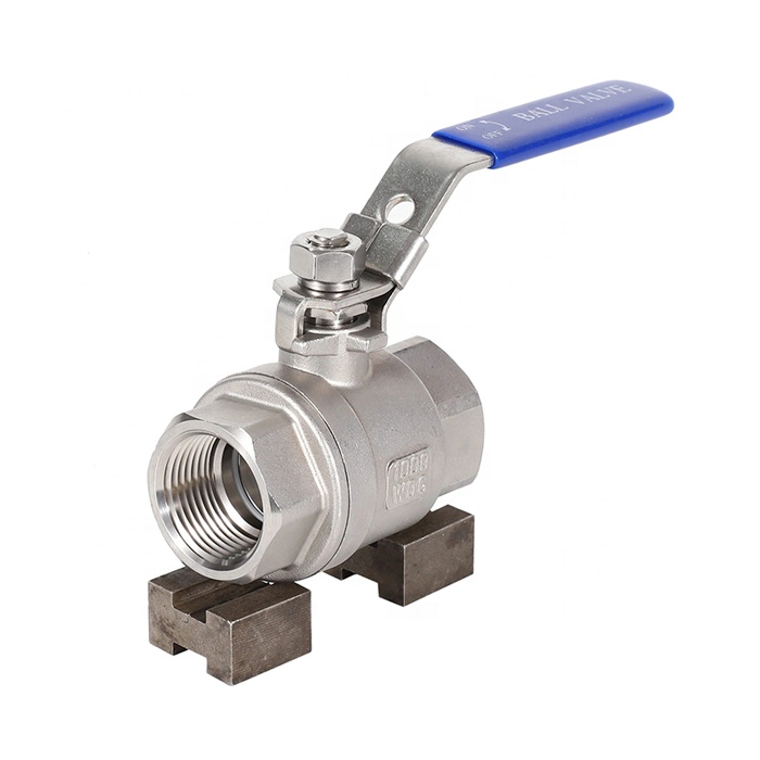 Hot Sale Stainless Steel Ball Valve with NPT Threaded