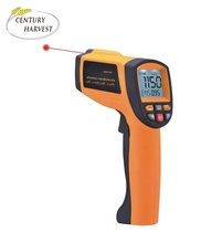 <strong>S</strong>-HW1150 Hot selling machine digital infrared thermometer temperature Industty Oil Pressure Gauge 0~<strong>1000</strong> degree sensor