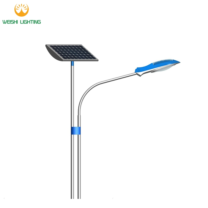 Solar System <strong>Wind</strong> <strong>Turbine</strong> 80 watt 100 watt 40 watt Battery High Quality Light Sensor Solar Street Light LED Country Road Paths