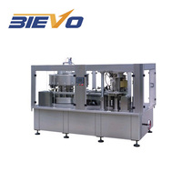 Aluminum beverage cans liquid filling machine packaging line beverage machinery