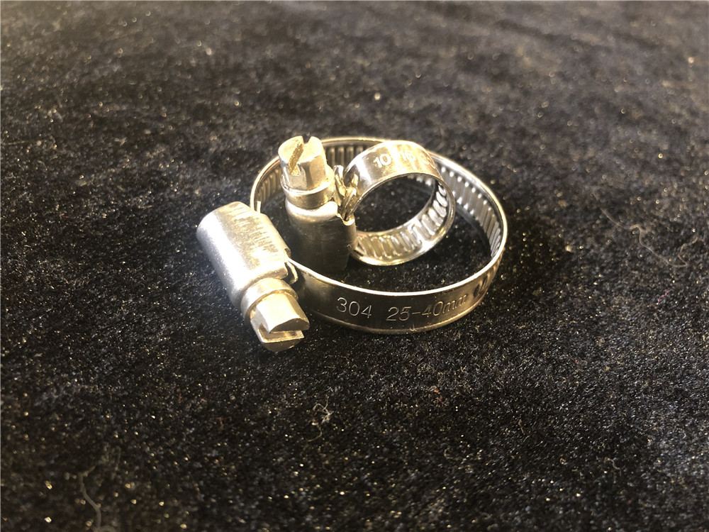 Factory Delivery Brass Hose Pipe Clamp With Good Price