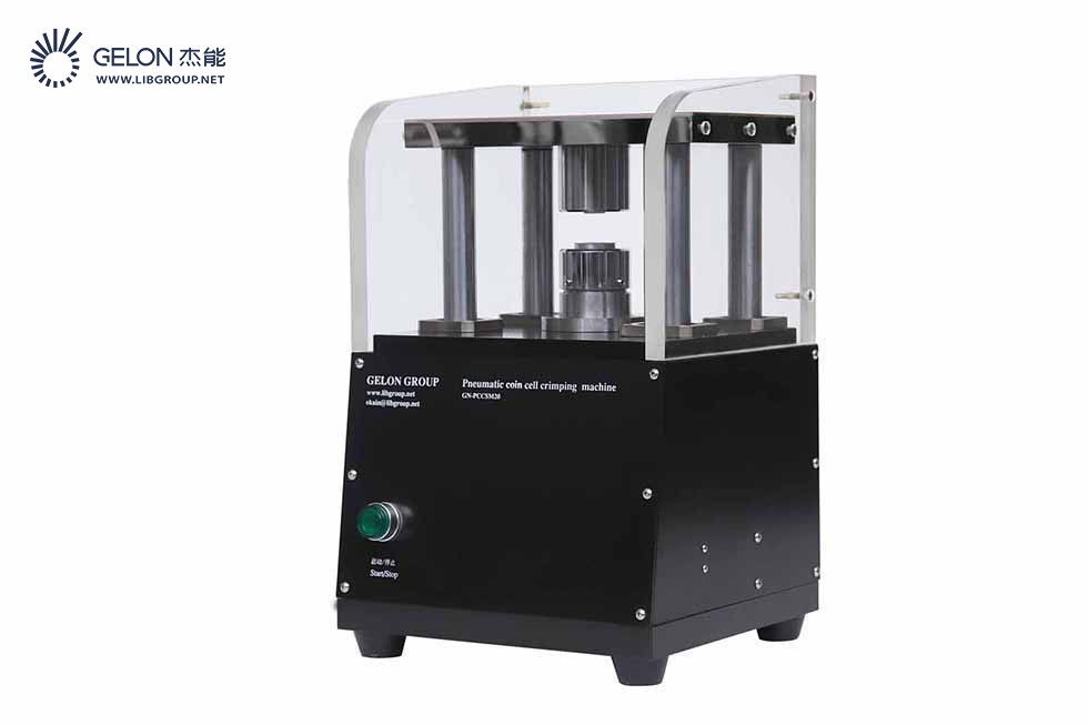Hydraulic pressure crimping machine as coin cell lab equipment