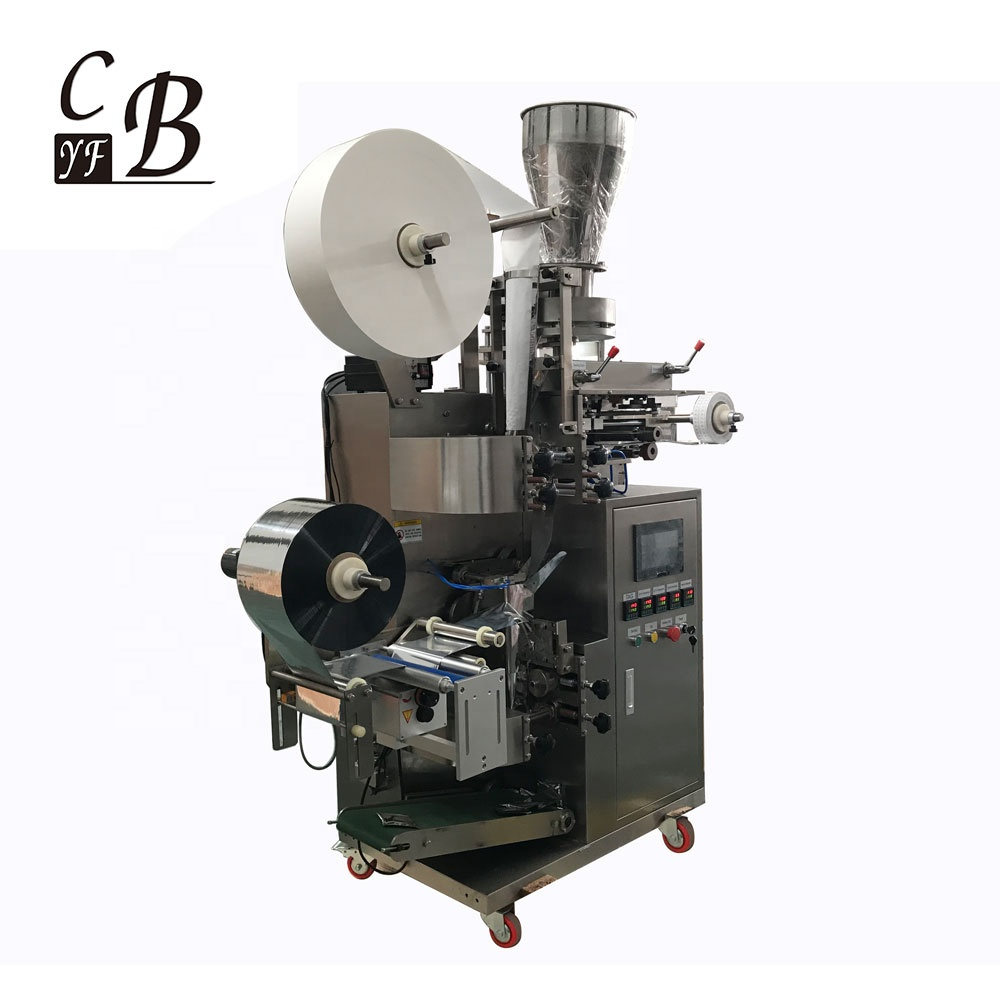 China factory provide best tea bag packing machine