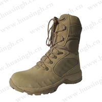 YPP, Professional military equipment government approved high quality combat boots HSM027