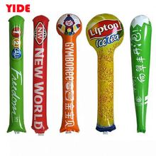 Wholesale Bang Bangs Football Clappers Inflatable Stick Air Bang Stick