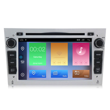 MEKEDE Android 10 Quad Core 16G ROM Car DVD Radio Player for Opel Astra H G <strong>J</strong> VECTRA ANTARA ZAFIRA CORSA MERIVA Stereo Video GPS