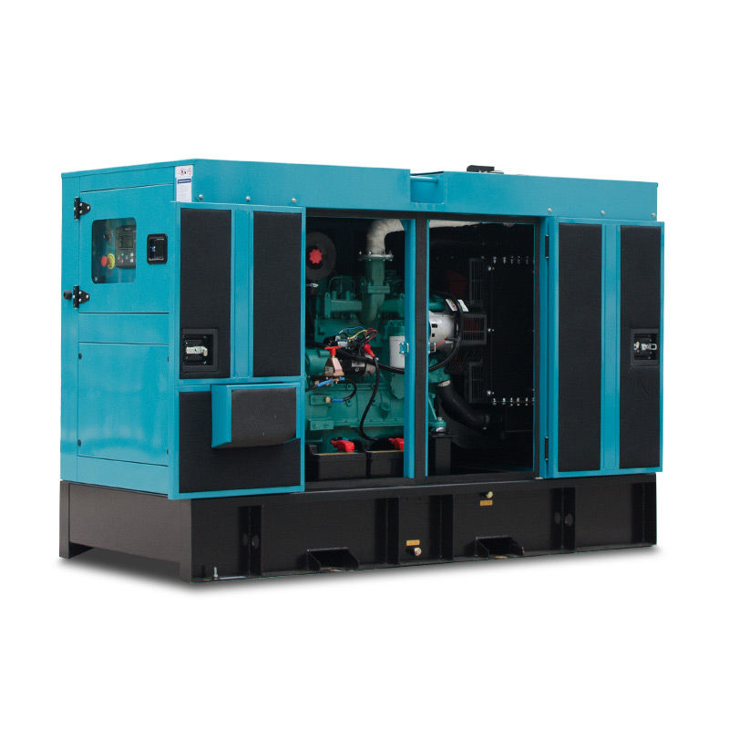 With cummins 100kva denyo silent diesel generator price