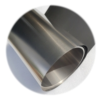 Pure tantalum metal thin foil in coil with strong megnetic
