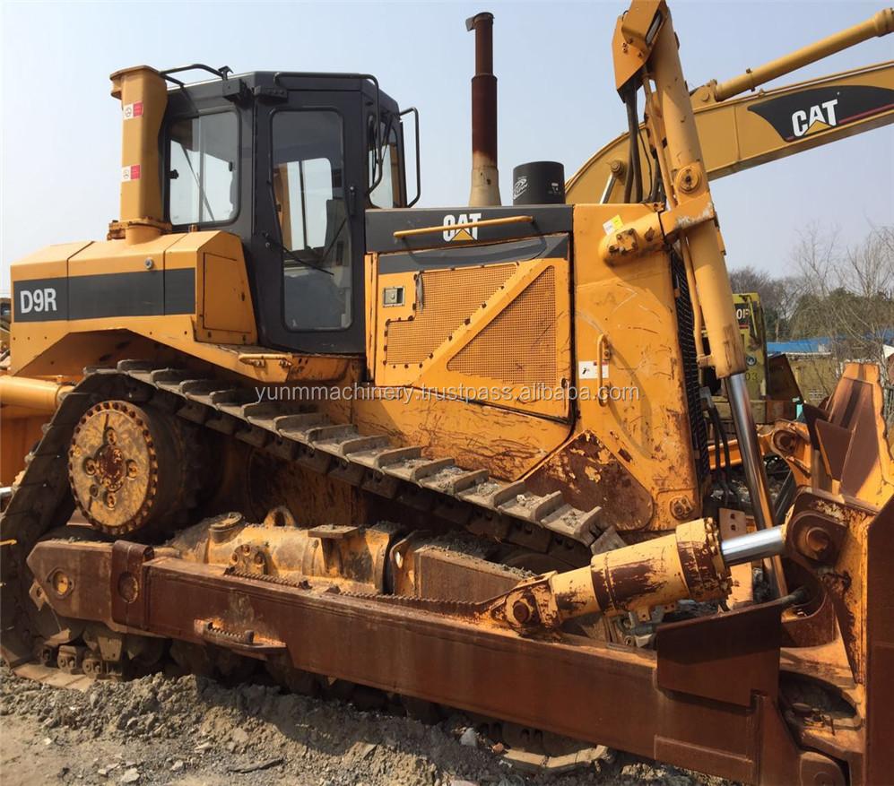 Used cat bulldozer D9R for sale/ CAT Bulldozer /Cat D7 D8 D9 Bulldozer
