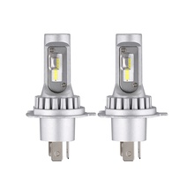 All in one hot sales V12 h1 h3 fog <strong>light</strong> H7 h4 5202 fanless led headlight bulb two years 6000k
