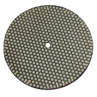 Diamond buffing grinding disc dry pad polishing for concrete floor