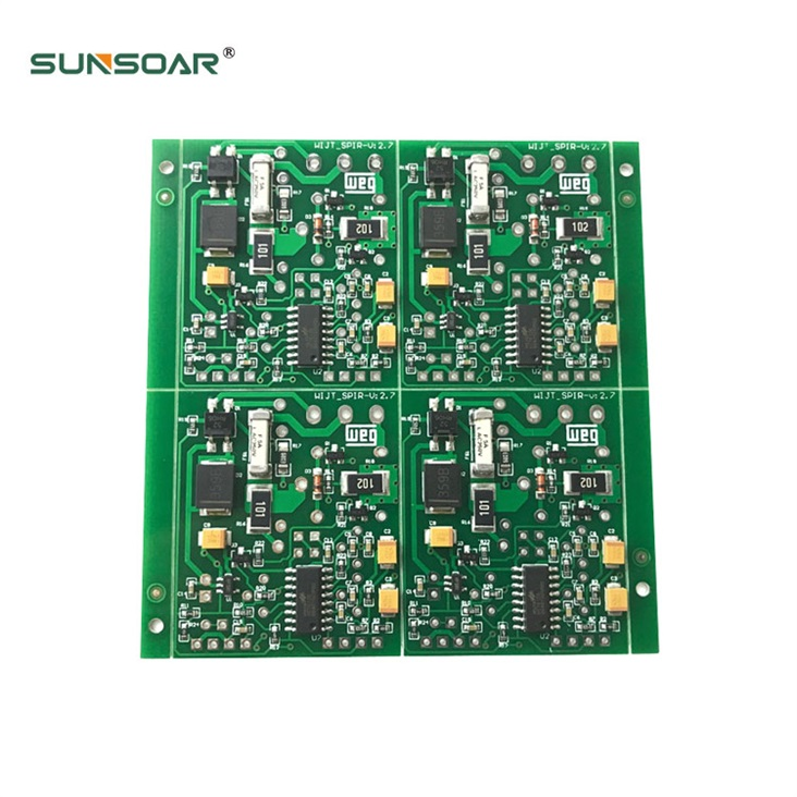 Shenzhen PCBA Contract <strong>Provider</strong> Aluminum Substrate Base Metal Core Printed Circuit Board