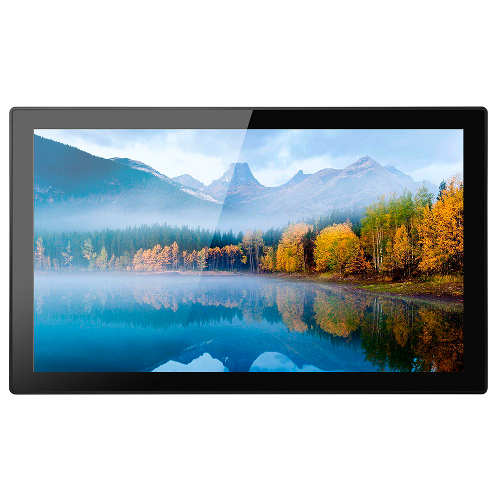 18.5 inch open frame J1900 4GB 64GB <strong>touch</strong> screen industrial pc window tablet pc aluminum alloy PC