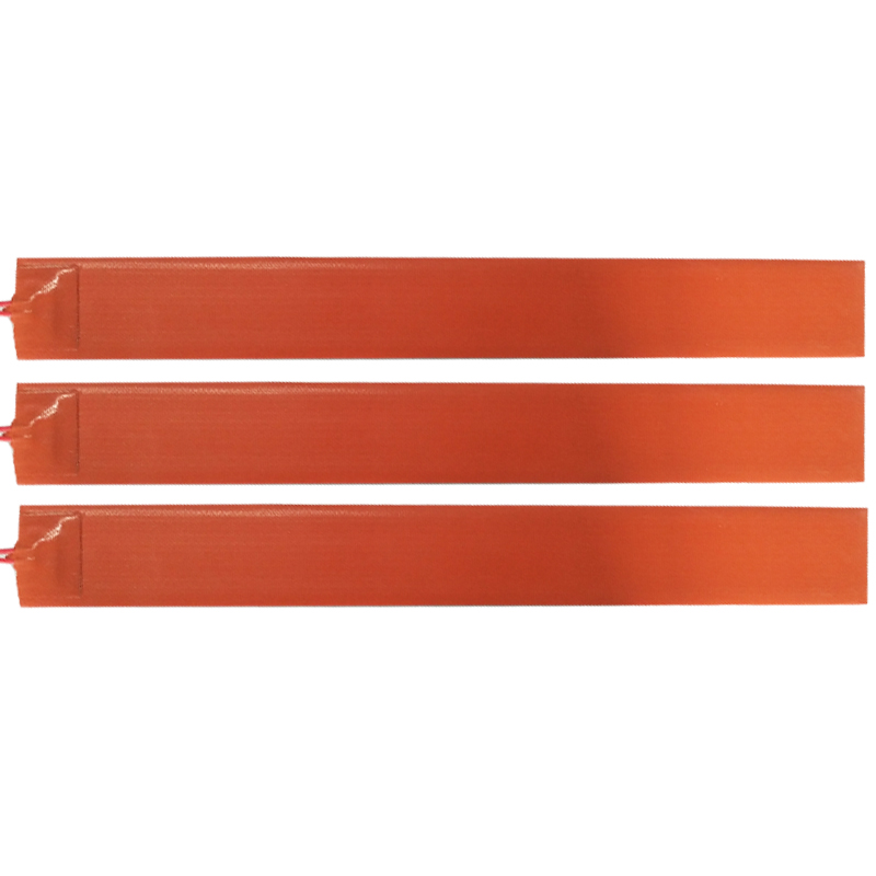 High Quality Custom 50X420MM 220V 250W Silicone Heater Plate