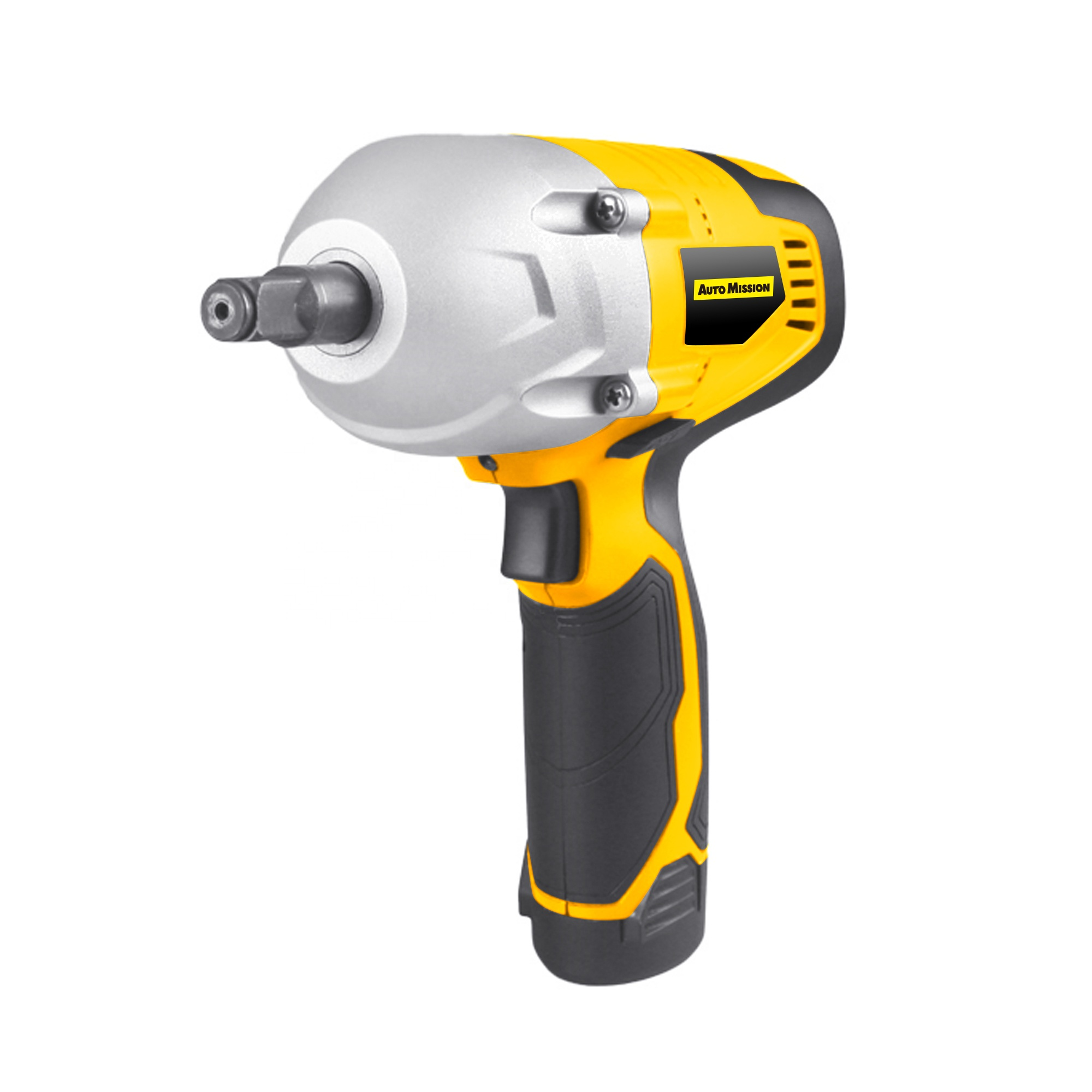 Portable 12V Li-ion <strong>Battery</strong> 400N.m High Torque Powerful Cordless Electric Car Impact Wrench