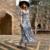 2020 summer African women off shoulder floral  evening for dresses