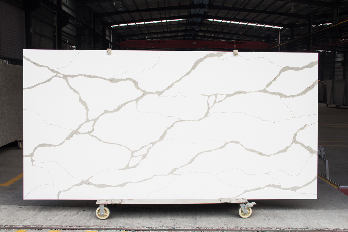 Artificial marble stone benchtop countertop worktop tabletop soild surface calacatta glod quartz slab price