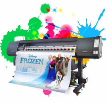 XP600 printer head paper pp pvc Sublimation ink inkjet <strong>banner</strong> printers 1.6m sublimation printer for Advertising