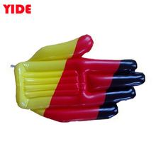 Meet EN71 ASTM inflatable promotional giant inflatable middle finger hand