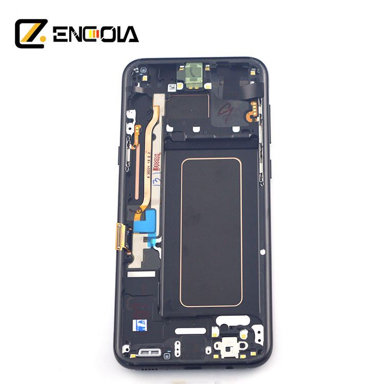 For Samsung Galaxy s8 Plus G955F/FD/A/<strong>P</strong>/V Lcd Touch Screen display assembly with frame