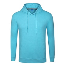 Low Moq 250g French Terry Solid Color Pullover Sweatshirt Adult Wholesale <strong>Clothing</strong> Men Women Jogger Hoodie <strong>Manufacturer</strong> <strong>In</strong> <strong>China</strong>