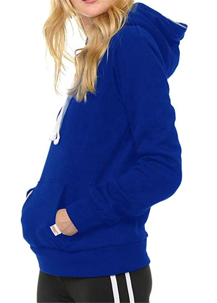 Womens Clothing Manufacturing Streetwear High Quality Custom 100% Cotton Hoodie Men Customised Your Own Logo