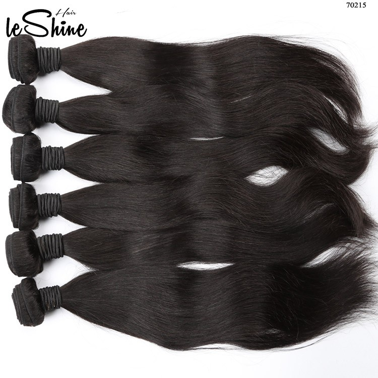 Peruvian Hair Grade 12a Straight Hair Double Drawn Straight Extension <strong>Human</strong>