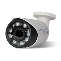 Full hd 4mp wdr 120db ip camera night video ir bullet ip66 cctv camera
