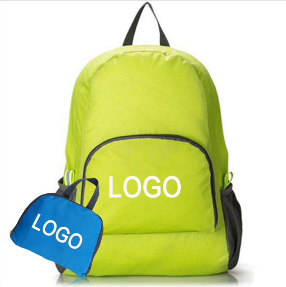 2020 high quality custom logo outdoor travelling <strong>backpack</strong> with shoulder bags waterproof foldable <strong>backpack</strong> bag