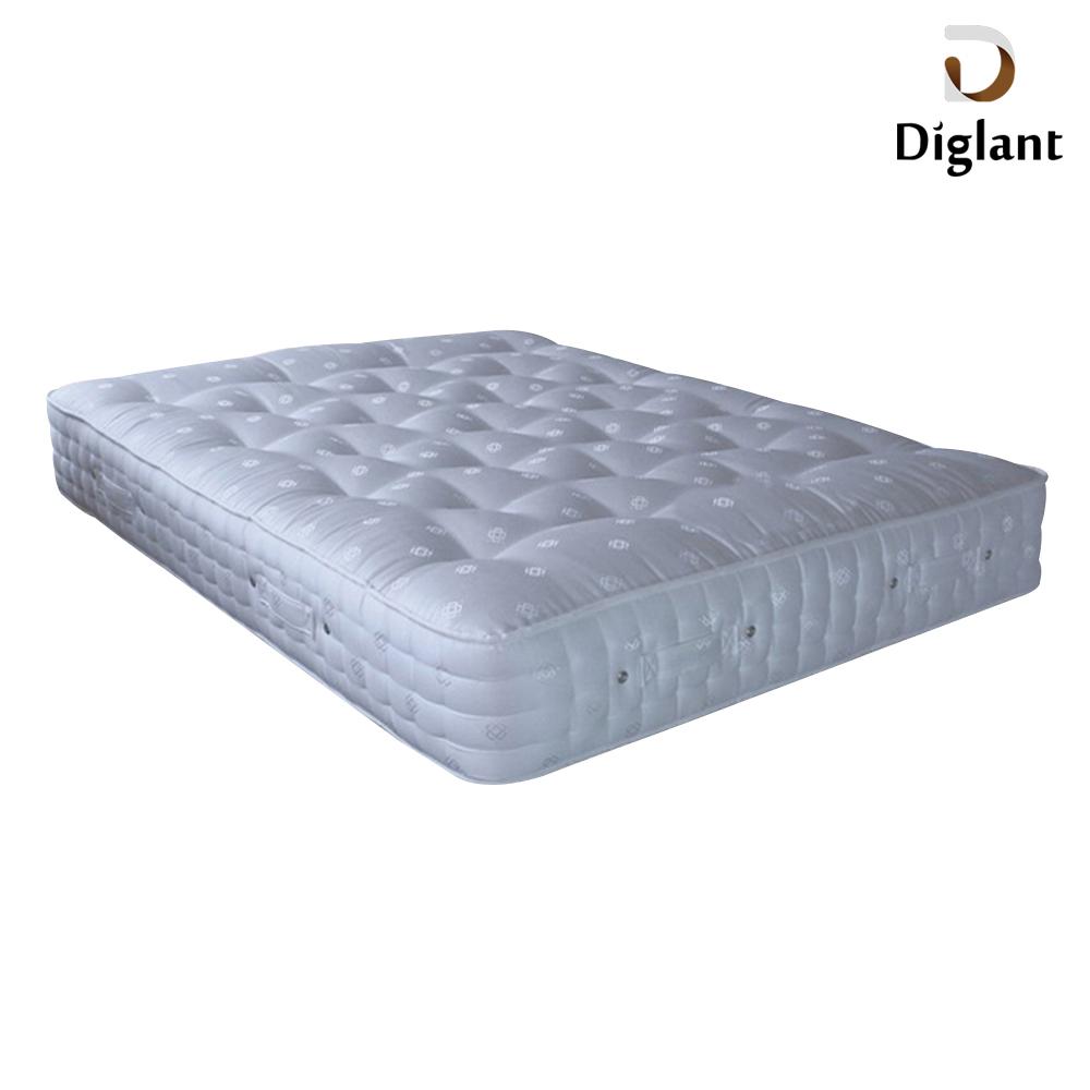 DM0105 Diglant Gel Memory Latest Double Fabric Foldable King Size Bed Pocket portable memory foam mattress - Jozy Mattress | Jozy.net