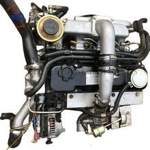 Free Shipping USED GENUINE QD32 QD32T Engine in good condition for sale