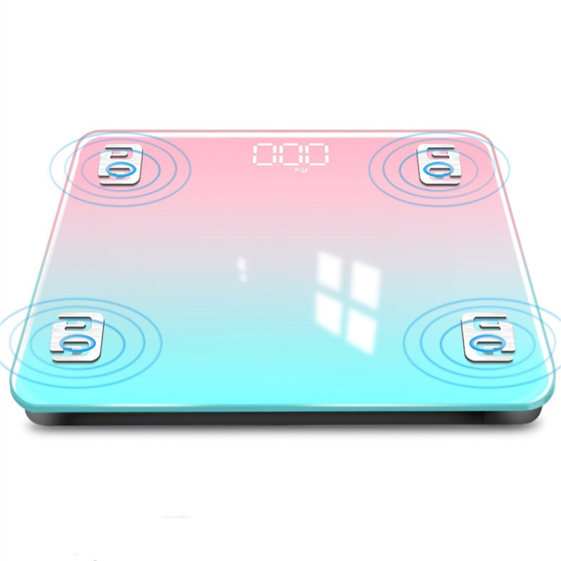 180Kg Body Electronic LED  Hidden Screen Balance Weight Scales Household Weighing Digital Scale