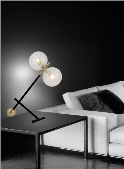 New design european modern table lamp office study desk bedroom living room used LED table lamp