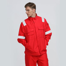 Safety Jackets Winter Jacket Worker Use for Welding Work