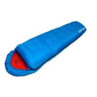 Winter outdoor 0 degree thick sleeping bag for camping travel