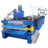 Double Layer Roof Automatic Tile Roll Making Forming Machine