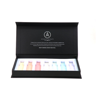 Custom Luxury retail logo Printed paper box cosmetic packaging