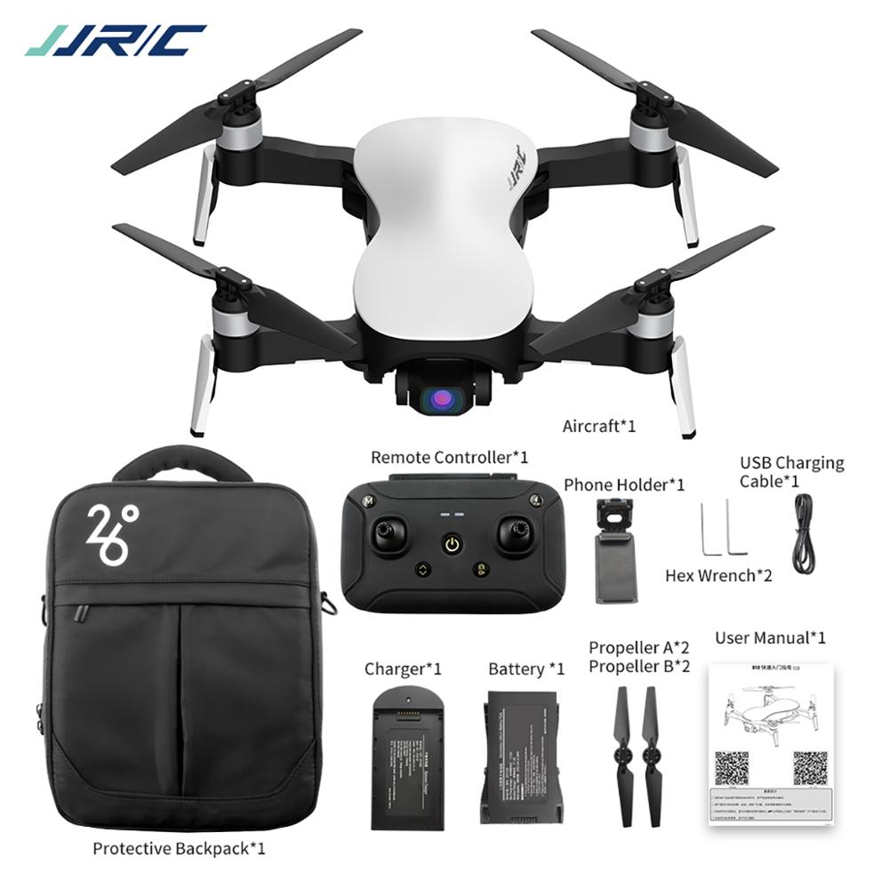 JJRC JJPRO <strong>X12</strong> three axle gimbal professional camera drone with 4k camera and GPS