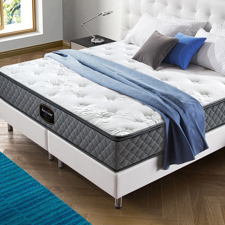 high quality factory vacuum compress rolled package memory foam mattress - Jozy Mattress | Jozy.net
