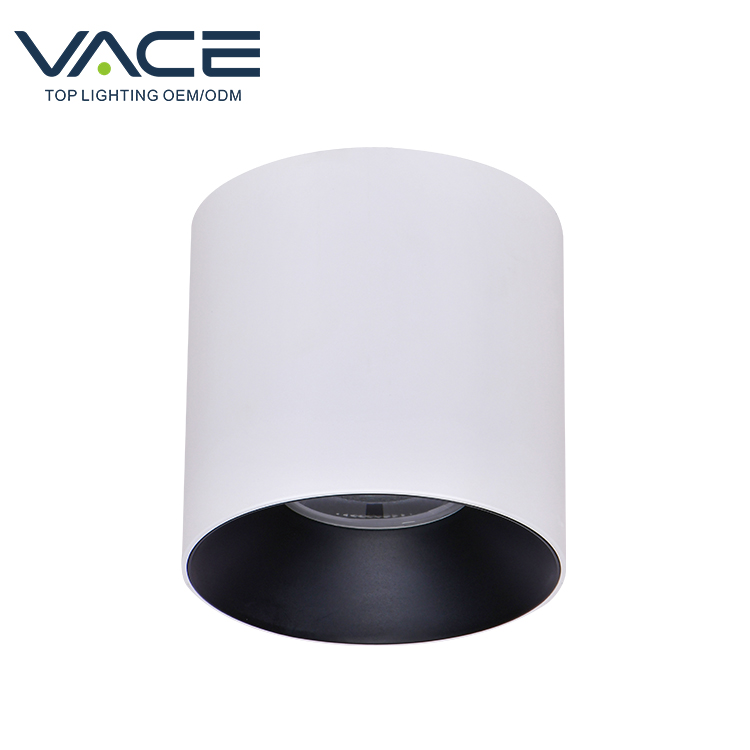 wholesale project Australia market customized LED COB Round Surface Mounted <strong>Downlight</strong>