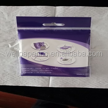 1/24 fold virgin toilet seat cover
