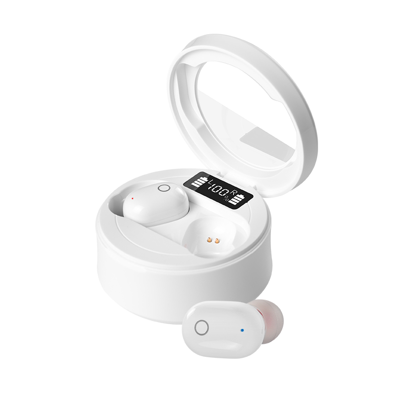 Android in ear <strong>c100</strong> cute usb cable and protector set inpods bt earphone