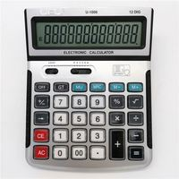 2019 free sample Office stationery General Purpose multi-function electronic calculator solar panel calculator