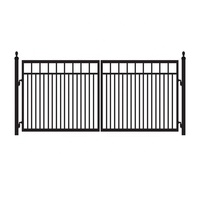 Modern Gates And Fences Design Decorative Yard Villa Entrance Gate Grill Designs Home