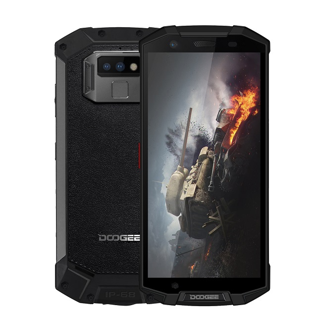 Free Ship 5500mAh Unlocked Smartphone,Big Screen 4G Rugged <strong>Mobile</strong> Phone,DOOGEE S70,6GB+64GB Android With 3 Camera