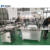 Good manufacturer automatic small scale plastic bottle essential oil and liquid alcohol gel filling capping machine for sale