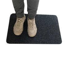 Europe popular clean step PP grass outdoor floor mat for home